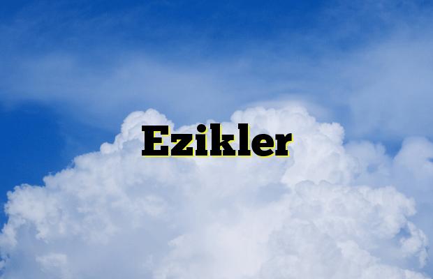 Ezikler