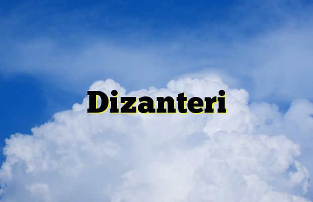 Dizanteri
